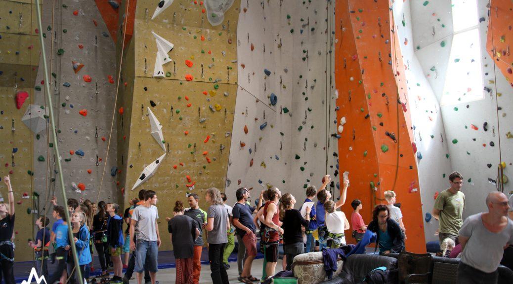 Kletterausrüstung Jena : Kletterzentrum rocks klettern in jena